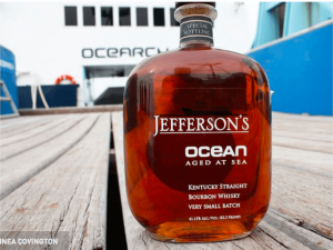 Jefferson's Ocean Bourbon - Aged At Sea