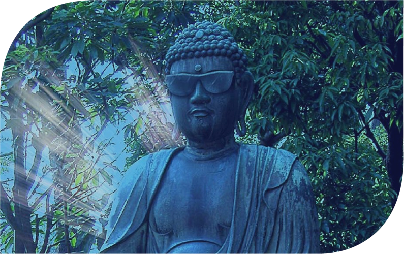 Why the Buddha is Cool