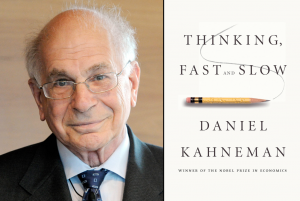 Daniel Kahneman - Thinking Fast and Slow